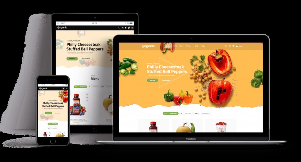 Diseño y desarrollo de páginas web y tiendas online
