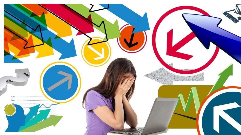 estrés y falta de organización y productividad en el trabajo del post de DespegUP