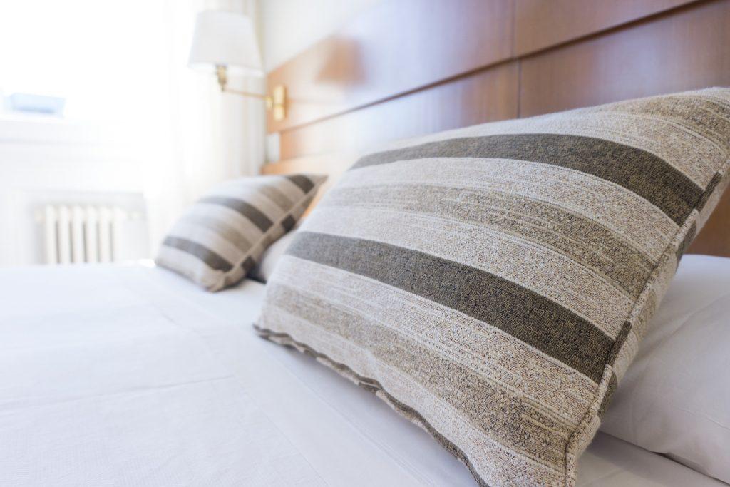 Hacer la cama es un gran hábito de productividad personal