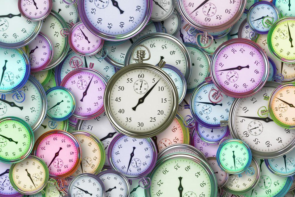 Organizar bien el tiempo es clave para la productividad personal